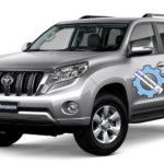 Технические жидкости и объемы масел в Тойота Ленд Крузер Прадо 150