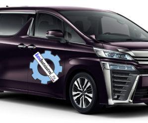 Преимущества, достоинства и недостатки Toyota Vellfire