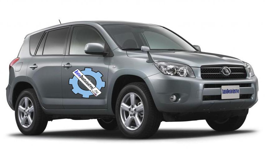 достоинства и недостатки Toyota RAV4