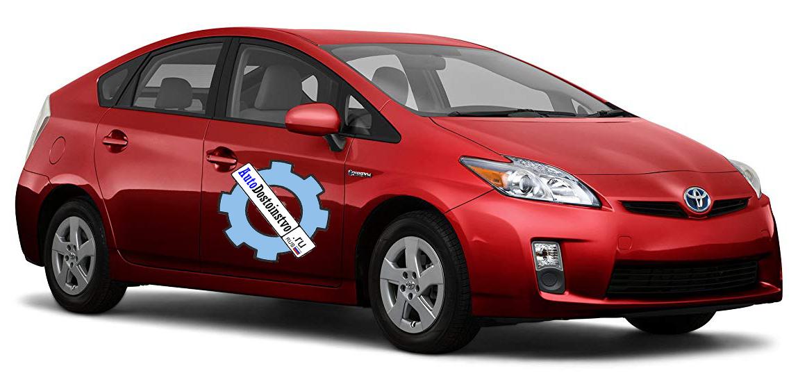 преимущества и типичные недостатки Toyota Prius(XW30)