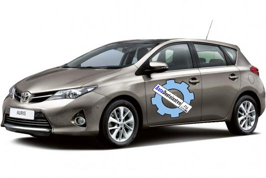 Достоинства Toyota Auris