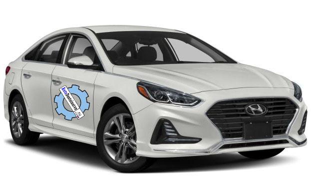 сборку Hyundai Sonata
