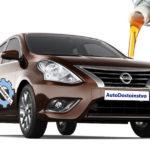 Какое масло и сколько жидкости заливать в Nissan Sunny 3