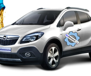 Какое масло и сколько специальных жидкостей надо в Opel Mokka