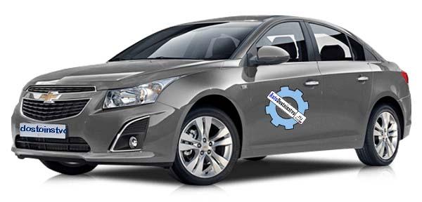 Где производят Chevrolet Cruze