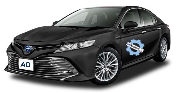 Какую сборку Toyota Camry взять