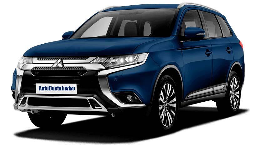 вариаторы на Mitsubishi Outlander