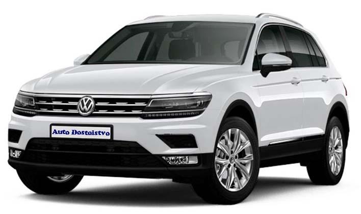 сколько работают моторы Volkswagen Tiguan