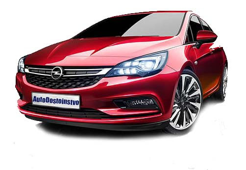 двигателя на Opel Astra