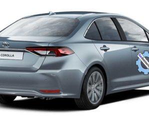 Срок службы силовых агрегатов Toyota Corolla