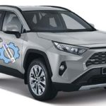 Срок службы силовых агрегатов Toyota RAV4