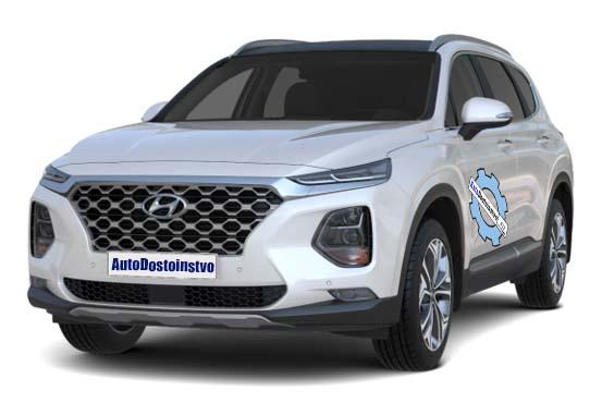 чья сборка Hyundai Santa Fe