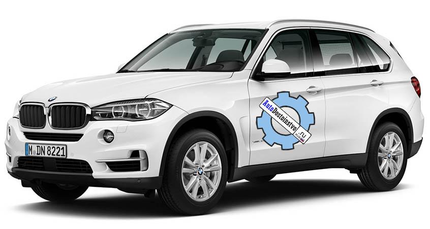 сборка BMW X5 для России