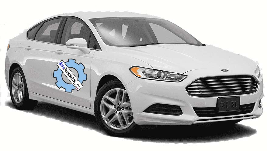 сборка Ford Fusion