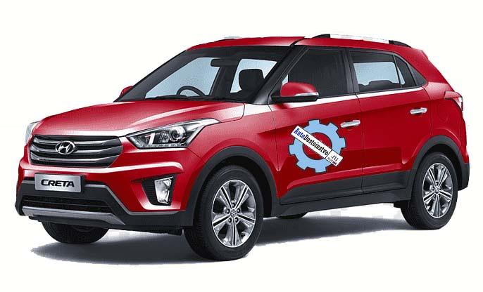 сборка Hyundai Creta