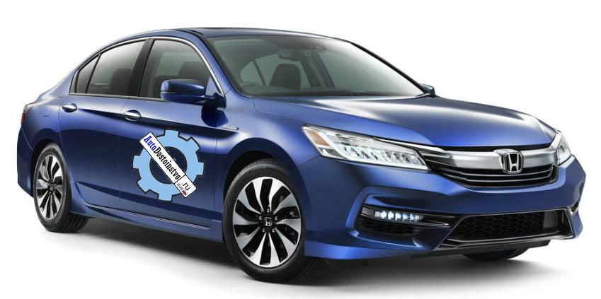 сборка Honda Accord для России