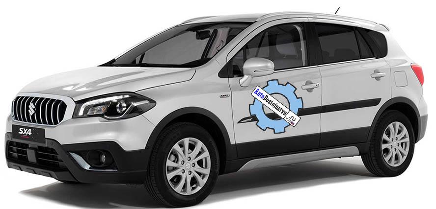 сборка Suzuki SX4 для России