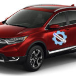 В каких странах собирают Honda CR-V