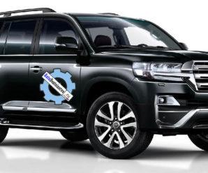 В каких странах собирают Toyota Land Cruiser Prado