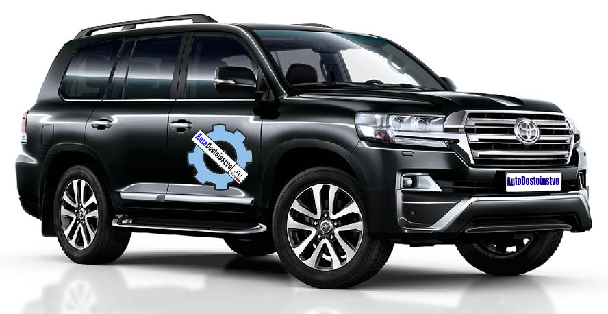 сборка Toyota Land Cruiser Prado для России