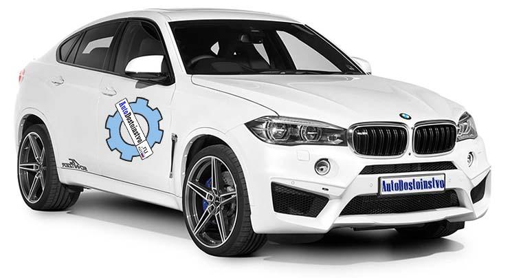 слабые места и плюсы BMW X6