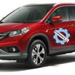 Какие есть преимущества у Honda CR-V четвертого поколения