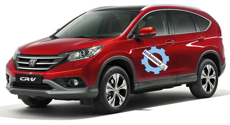 плюсы и слабые места Honda CR-V