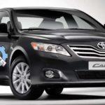 Заправочные объемы и марки ГСМ Тойоты Камри(XV40)