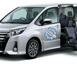 Главные преимущества и минусы Toyota Noah(Voxy)