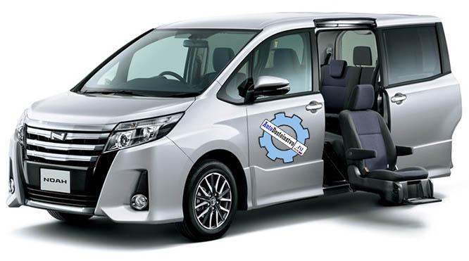 минусы и плюсы Toyota Noah(Voxy)