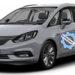 Главные достоинства Opel Zafira Tourer